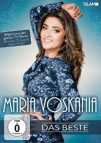 Cover Maria Voskania - Das Beste [DVD]